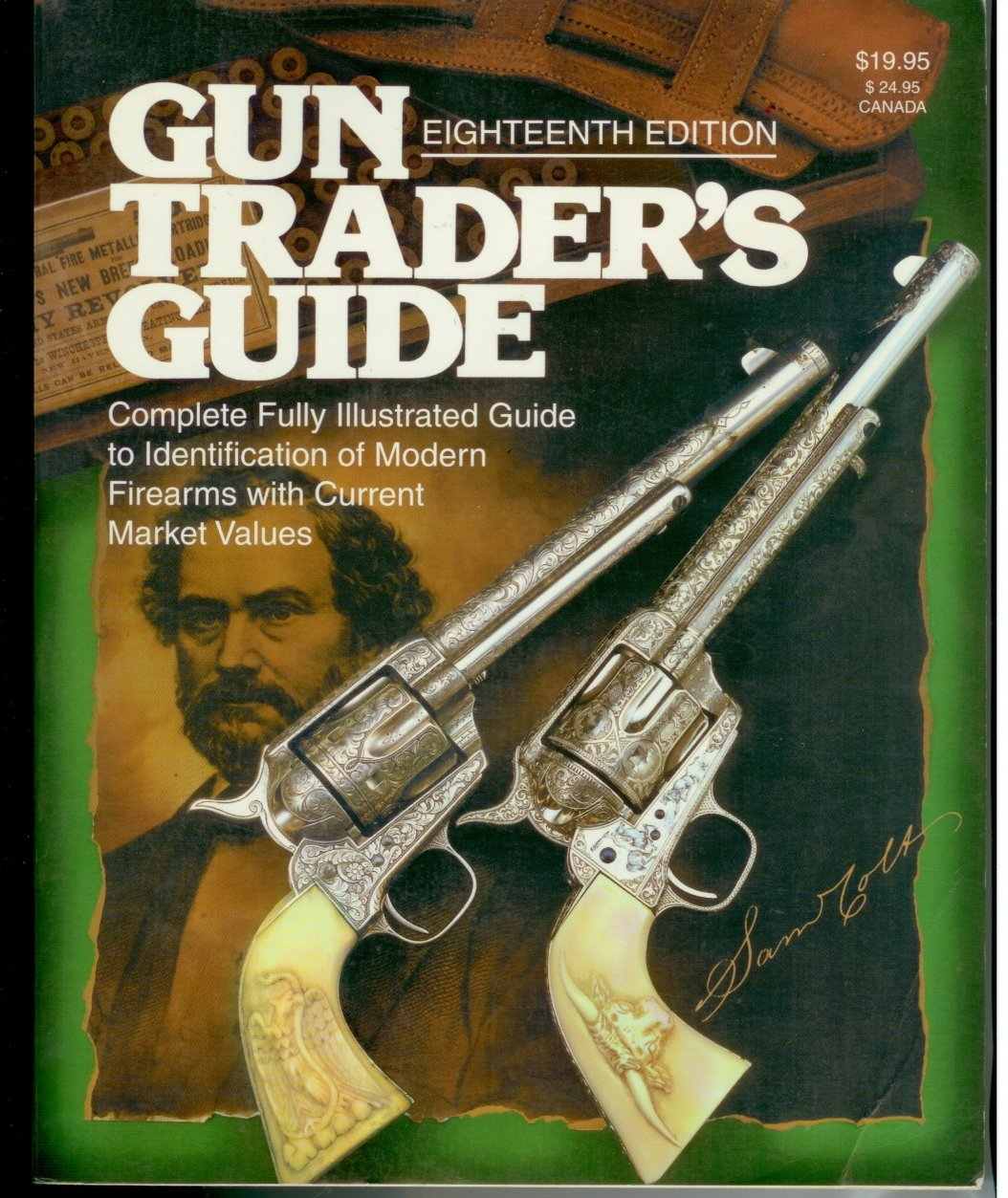Gun Traders Guide Eighteenth edition  18th edition 1995