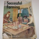 Successful Farming March 1955 Les Manke Farm Columbia County Wisconsin