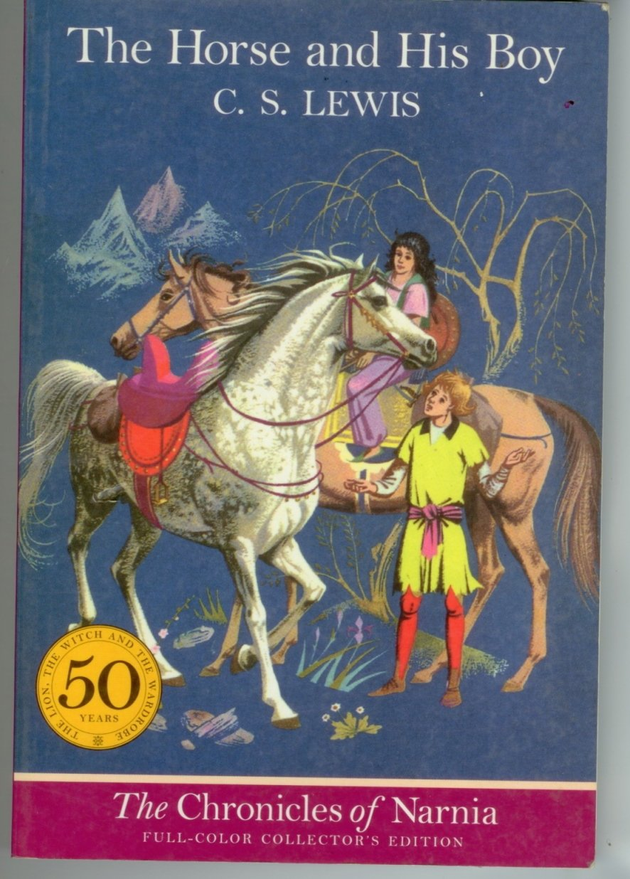 The Horse and His Boy (The Chronicles of Narnia, Full-Color Collector's Edition) [Paperback]