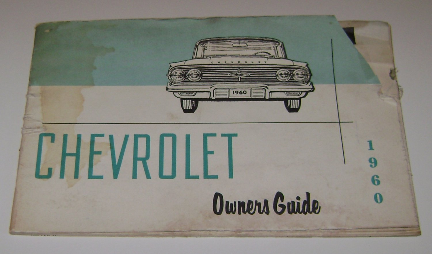 1960 Chevrolet owners guide