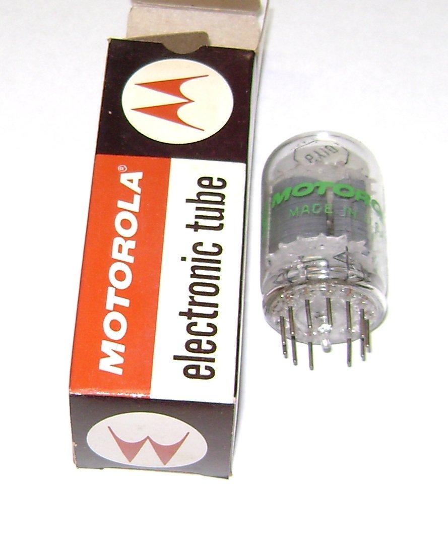 Motorola compactron vacuum tube 6Y10 NOS