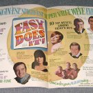 Sherwin Williams 1969 Decorating Ideas w/ PROMO incl Gary Puckett Ray Coniff Robert Goulet