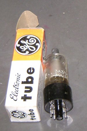 ITT vacuum tube 3A3/3CA3 USED guaranteed