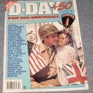 Armed Forces Series Magazine D-DAY Omaha Beach REVISTED 50th anniversary 1994