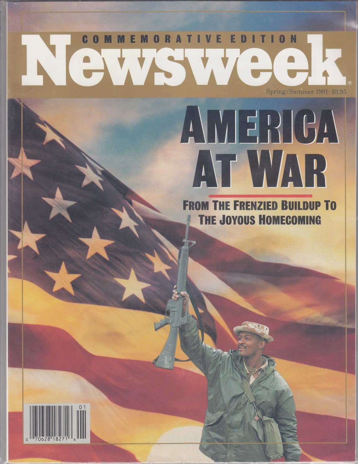 Newsweek Commemorative Issue 1991 American at War