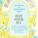 Helen Steiner Rice Inspirational Verse Collections booklet
