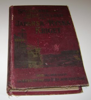 spannande berattelser fran japansk ryska kriget (stories of Japanese-Russian war) Marshall Everett