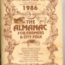 1986 The Almanac Farmers & City Folks Lucas McFadden