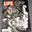 1965 Life Mag Don Scholander Olympic Gold Medalist Vietnam Copter Warfare