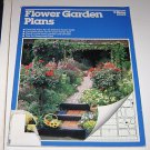 Ortho Flower Garden Plans (1991, Paperback)