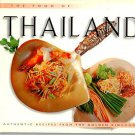 The Food of Thailand: Authentic Recipes from the Golden Kingdom by Wendy...