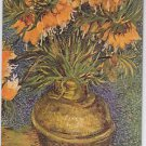 """ Print"" Vase with FLOWERS by Van Gogh D.A.C. NY Lithograph No. 5730"