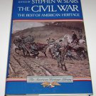 Civil War : The Best of American Heritage by Stephen W. Sears (1991, Hardcover)