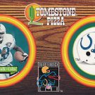 Tombstone Pizza Milkcaps Marshall Faulk Colts