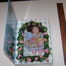 Marie Osmond Mothers Day Greeting Card Doll 1996