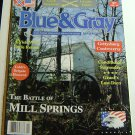 Blue & Gray Magazine Febuary 93