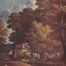 The Market Cart Thomas Gainsborough Print