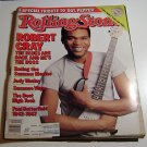 Rolling Stone Magazine Issue # 502 1987 Robert Gray cover
