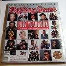 Rolling Stone Magazine Issue # 515 /516 1987 Yearbook Double Issue Special