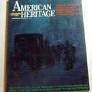 American Heritage Magazine Dec 1986