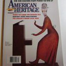 American Heritage Magazine March1989