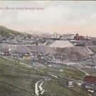 Vintage Postcard Vindicator Mine Cripple Creek Colorado