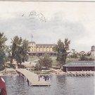 Vintage Postcard Hotel Del Otero Lake Minnetonka