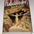 Dragonsdawn by Anne McCaffrey (1988, Hardcover) 1st ED