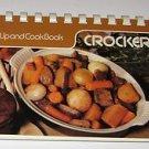 Crockery (1979, Hardcover) Cookbook