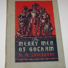 The Merry Men of Gotham M. A. Jagendorf Art by Shane Miller 1950 HC
