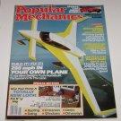 Popular Mechanics April 1988 Build It Fly it 200 mph Homebuilt Planes
