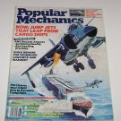 Popular Mechanics June 1983 Jump Jets from cargo ships - AMC Renalt Alliance