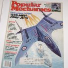 Popular Mechanics June 1984 1500 MPH Jump Jets Nissan 300ZX