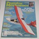 Popular Mechanics December 1984 15 New Kit Planes you build