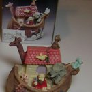 Itty Bitty Friends Collectables Noah's Ark  Artmark 1995