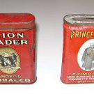 (2) Tobacco Tins Cans Prince Albert & Union Leader
