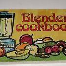 Blender Cookbook by Paul Mayer (1975, Paperback)
