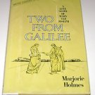 Two from Galilee : The Story of Mary and Joseph by Marjorie Holmes HC 1972
