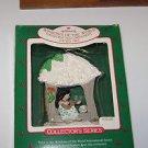 "Hallmark Windows of the World Keepsake Ornament 1987 "" Polynesia """