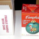 Campbells 2000 Collectors Edition Christmas Ornament 100th Year
