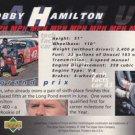 Bobby Hamilton Grand Prix Card Signed by Richard Petty