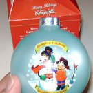Campbells 1998 Collectors Edition Christmas Ornament