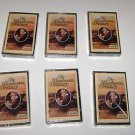 Lot of (6) Readers Digest Cassette's The Beethoven Collection