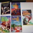 Lot of  William R. Forstchen Science Fiction/Fantasy Paperbacks