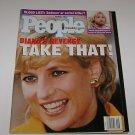 Peopel Dec 4 95 Princess Diana's Revenge ~ John Tess ~ Travolta ~ Sinatra B-DAY