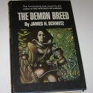 The Demon Breed James H. Schmitz 1968, Hardcover