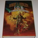 JOB: A COMEDY OF JUSTICE by Robert A. Heinlein (1984) Hardcover