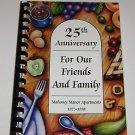 Recipes Mahoney Manor APT's 1972-1998 25th Anniversary Lincoln Nebraska