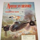 American History Illustrated 1992 Doolittle Raid Matanuska Valley AL