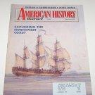 American History Illustrated 1992 Exploring Northwest Coast Jesse James Bataan
